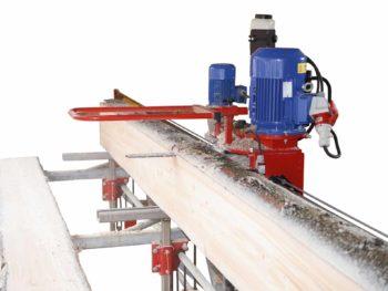 Bamsesågen kedjesågverk sågverk eldrift timmersåg sågavirke