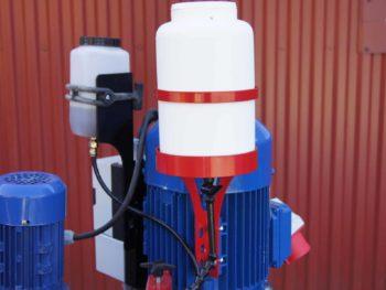 Vattenkylning Sågsvärd Kedjesågverk Sågverk Bamsesågen 6